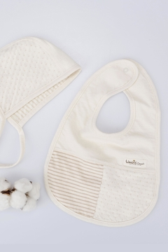 VANDIS Organic Cotton Babybib - Alternate List Image