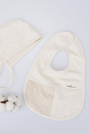 VANDIS Organic Cotton Babybib - Back cropped