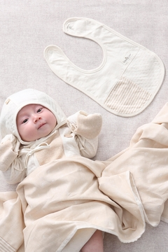 Shoptiques Product: Organic Cotton Babybib