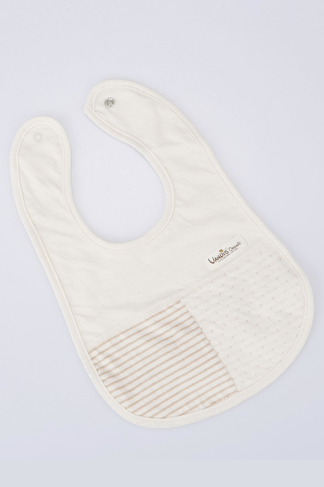 VANDIS Organic Cotton Babybib - Side Cropped Image