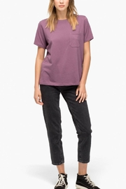 Richer Poorer Organic Cotton Crew - Side cropped