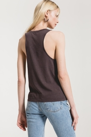 z supply Organic Cotton Muscle Tank - Side cropped