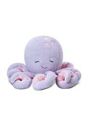 Apple Park Organic Cotton Octopus - Purple - Product Mini Image