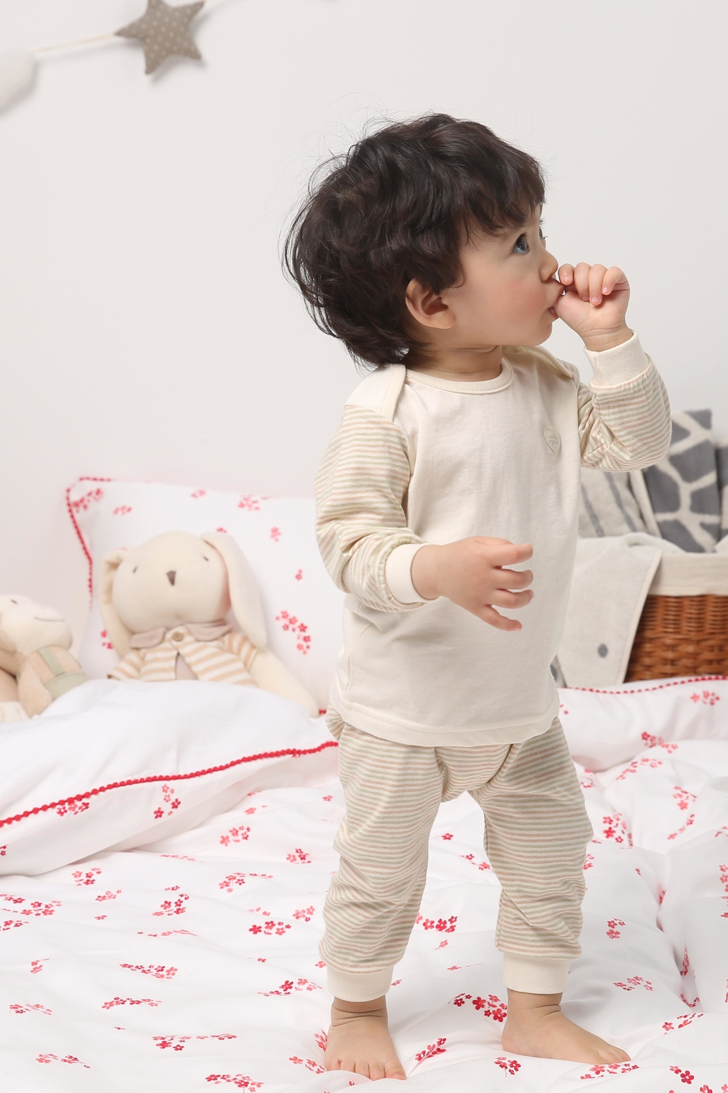 VANDIS Organic Cotton Pyjama - Side Cropped Image