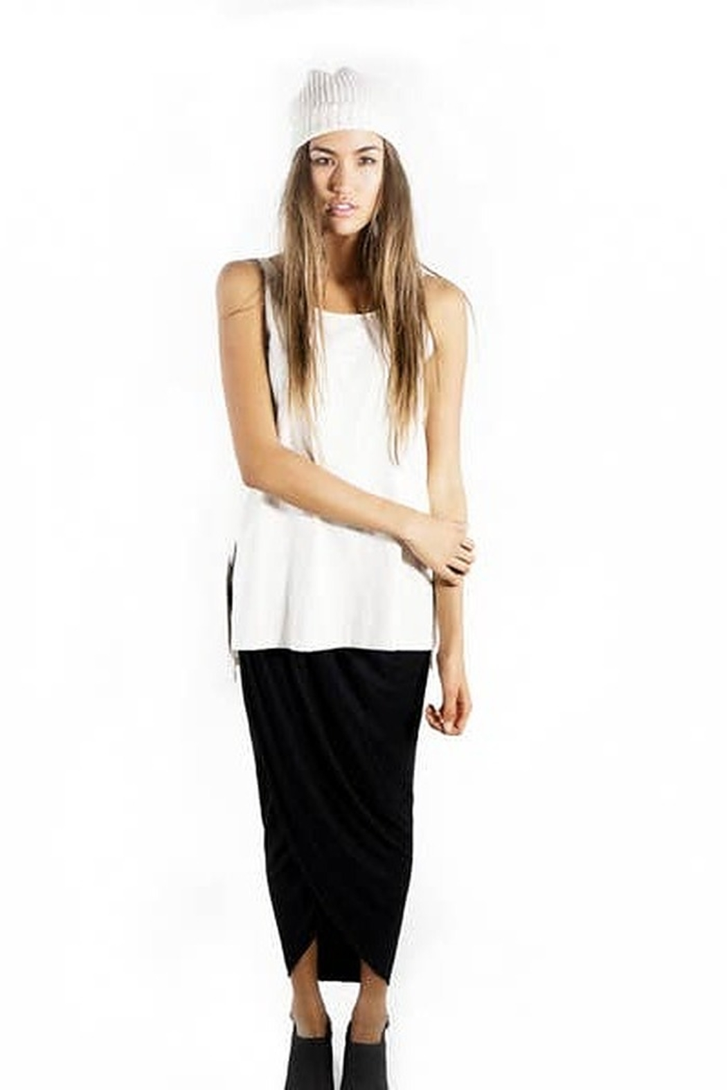 Lamixx Organic Cotton Tank Top - Front Cropped Image