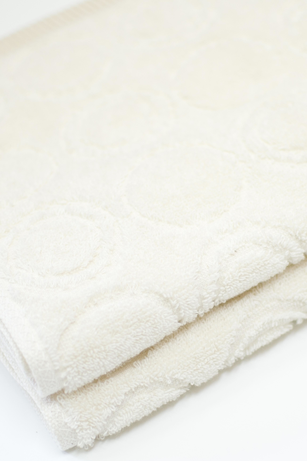 VANDIS Organic Cotton Towel - Main Image