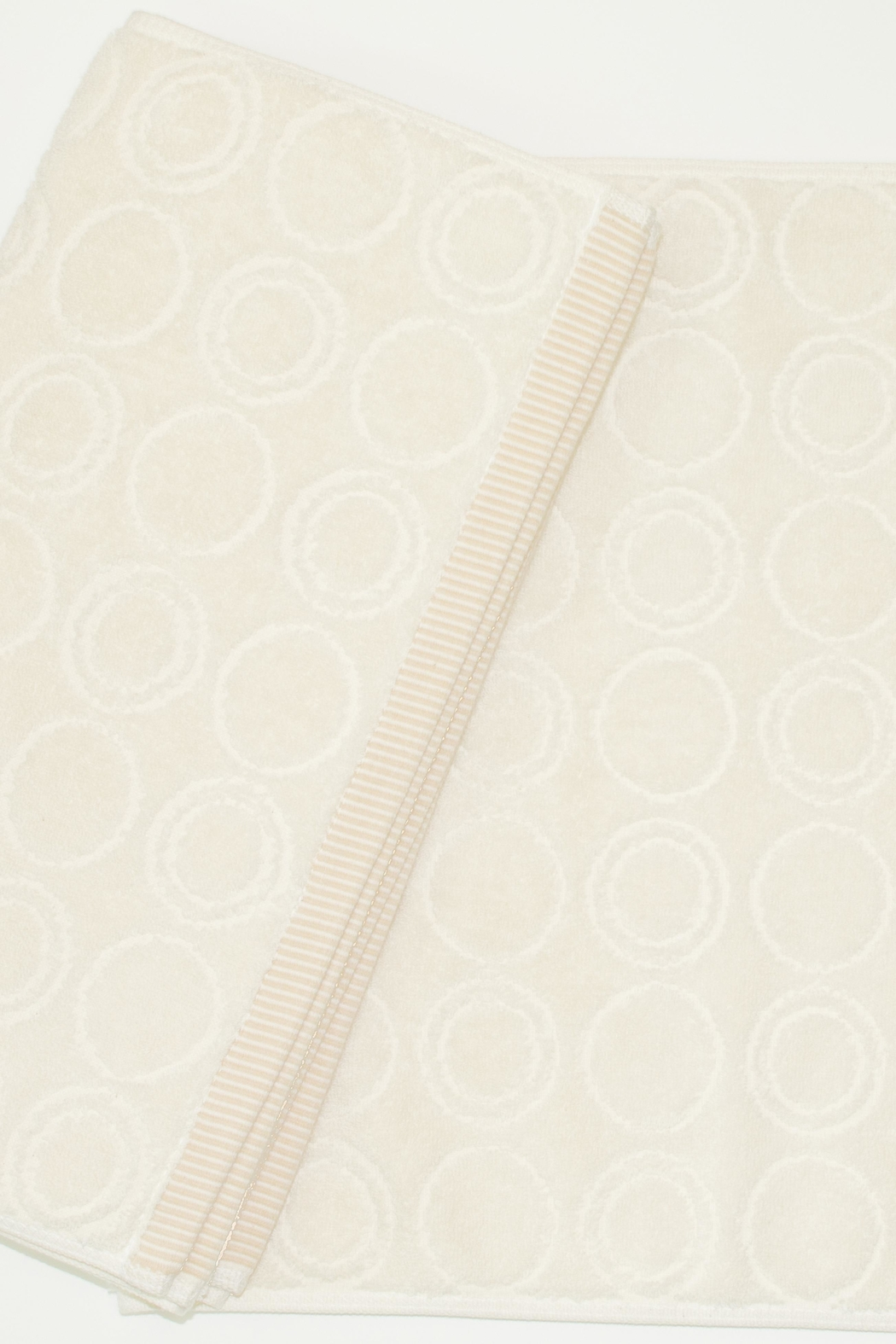 VANDIS Organic Cotton Towel - Side Cropped Image