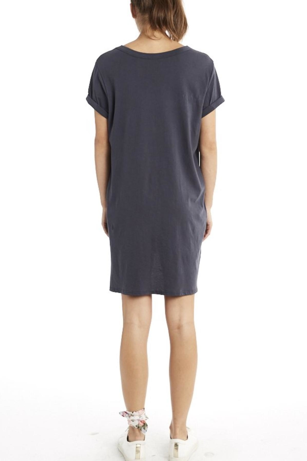 Groceries Apparel Organic Cotton Tunic - Side Cropped Image