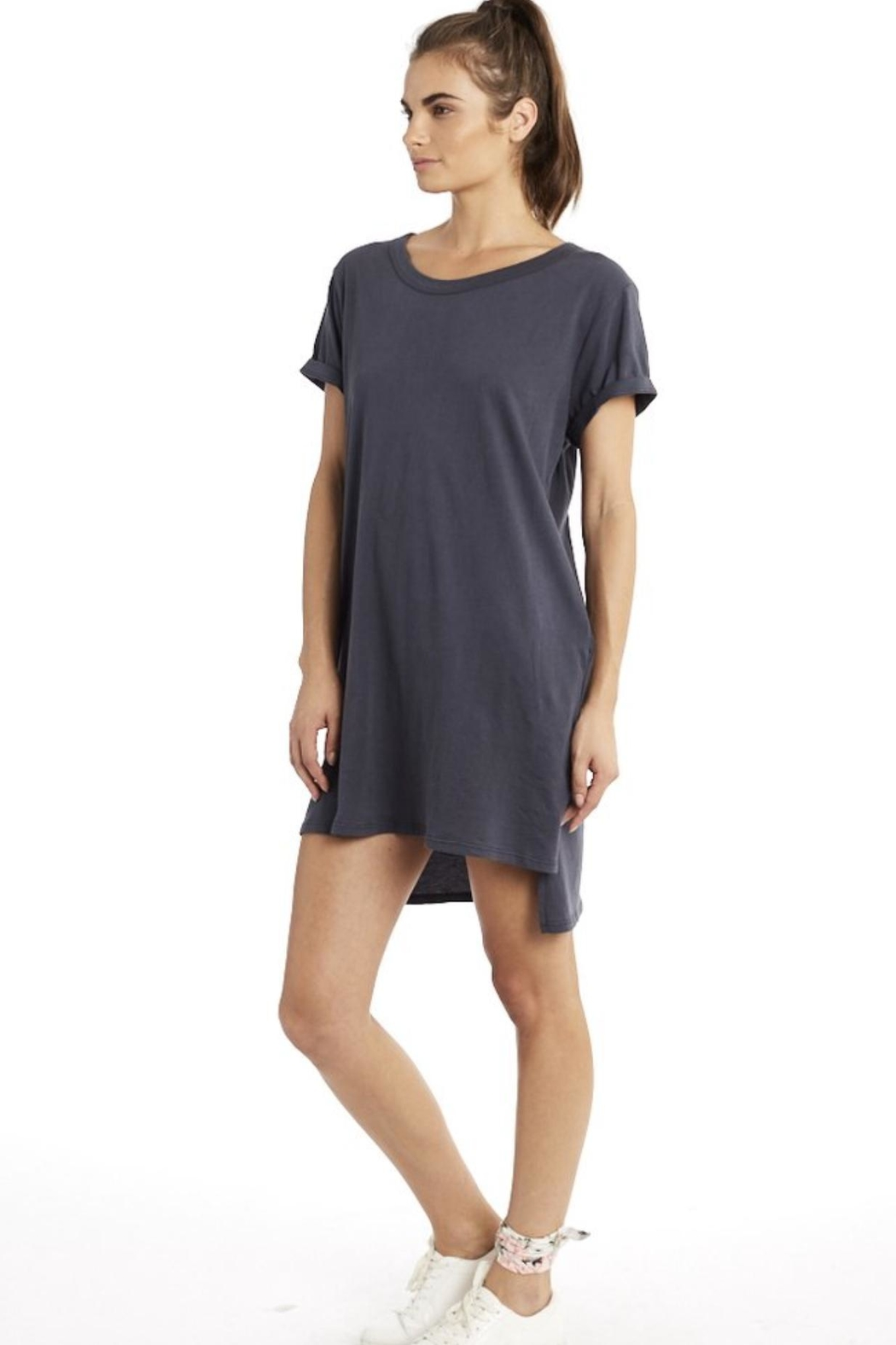 Groceries Apparel Organic Cotton Tunic - Front Full Image