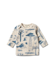 Wilson and Frenchy Organic Envelope Top - Product Mini Image