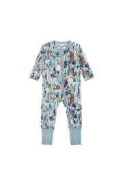 Paper Wings Organic Forest Romper - Product Mini Image