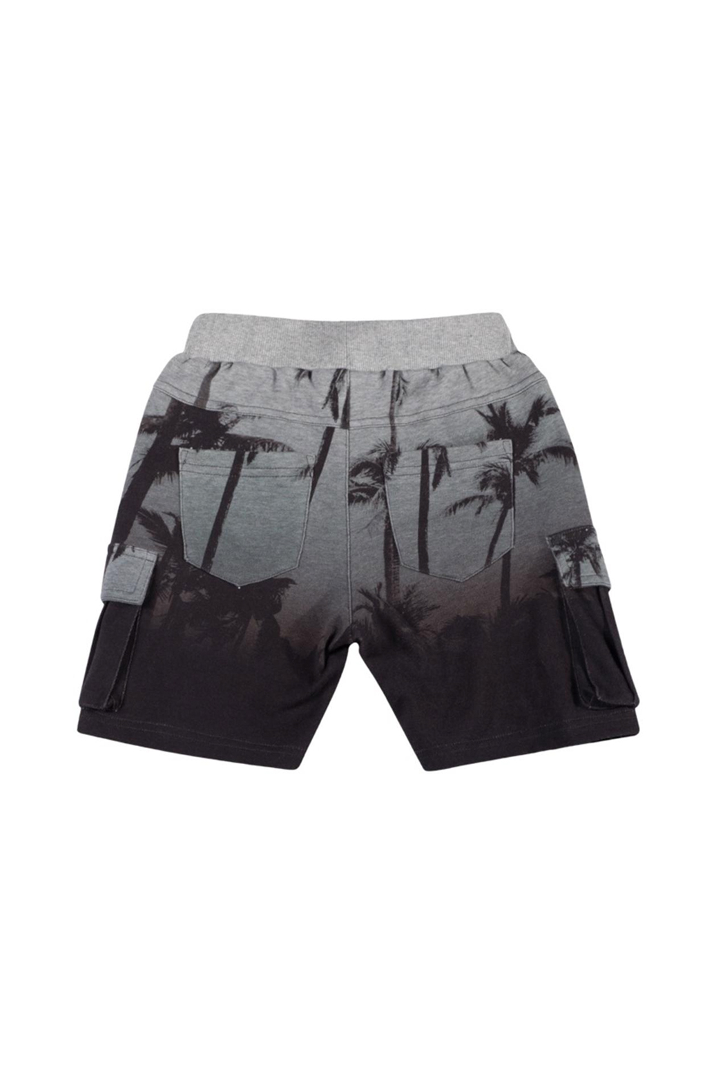 Paper Wings Organic French Terry Cargo Shorts - Front Full Image