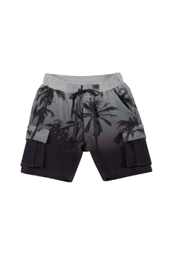 Paper Wings Organic French Terry Cargo Shorts - Product List Image