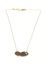 Lets Accessorize Organic Gemstone Necklace - Product Mini Image