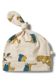 Wilson and Frenchy Organic Knot Hat - Product Mini Image