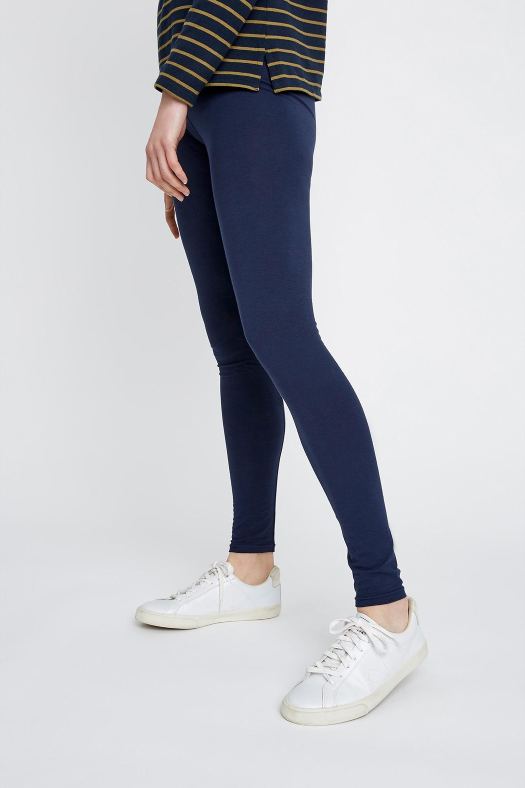 People Tree Organic Legging - Front Cropped Image
