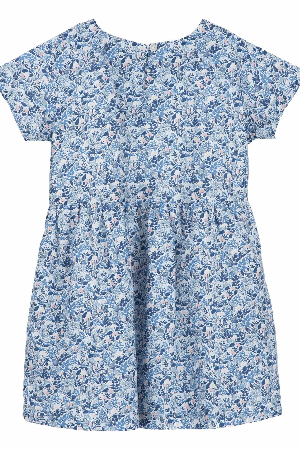 Serendipity Organics Organic Liberty Dress - Front Cropped Image