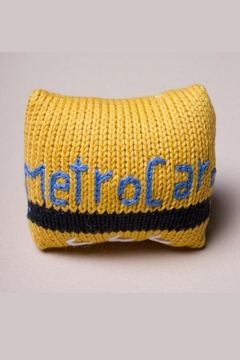 Estella Organic Metrocard Rattle - Product List Image