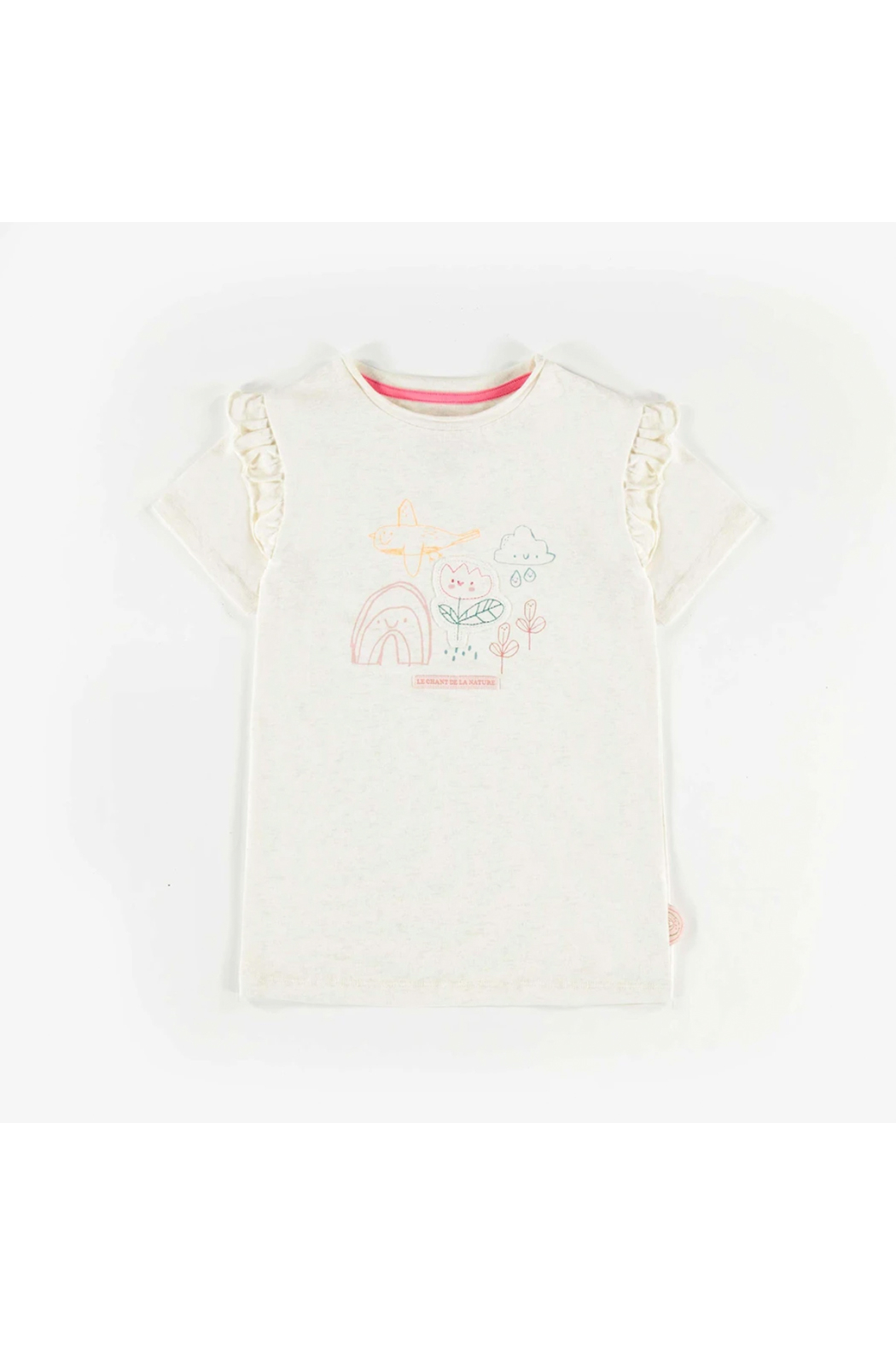 Souris Mini Organic Nature Shirt - Main Image