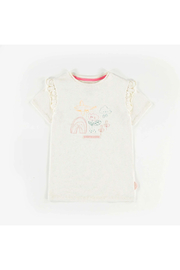 Souris Mini Organic Nature Shirt - Front cropped