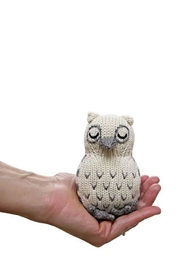Estella Organic Owl Rattle - Product Mini Image