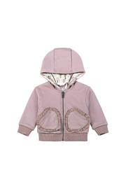 Paper Wings Organic Reversible Mushroom Hoodie - Product Mini Image