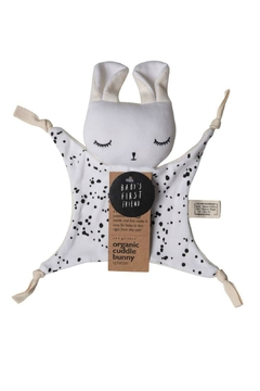 Wee Gallery Organic Splatter Cuddle-Bunny - Product List Image