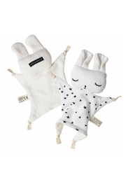 Wee Gallery Organic Stars Cuddle-Bunny - Front full body