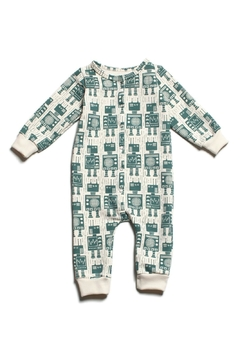 Winter Water Factory Organic Terry Jumpsuit - Product List Image