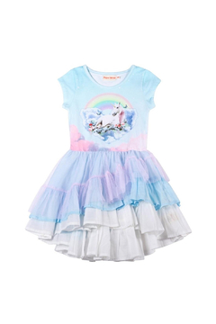 Shoptiques Product: Organic Unicorn Tutu Dress