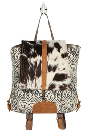 Myra Bags Oriental Backpack - Product Mini Image