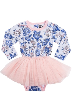 Rock Your Baby Oriental Floral Dress - Product List Image