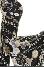Uptown Oriental Floral Palazzo - Product Mini Image