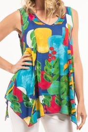 Orientique Funky Boho Tunic - Front cropped