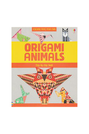 Usborne Origami Animals - Product Mini Image