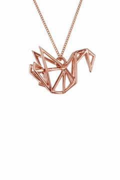 Shoptiques Product: Necklace Frame Swan