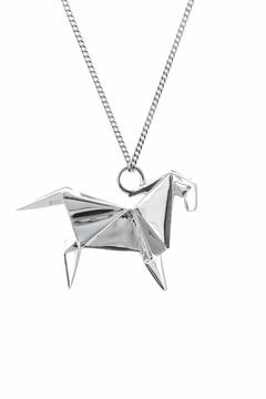 Shoptiques Product: Necklace Horse Silver