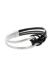 Origin Jewelry Black Small-Hook Bracelet - Product Mini Image