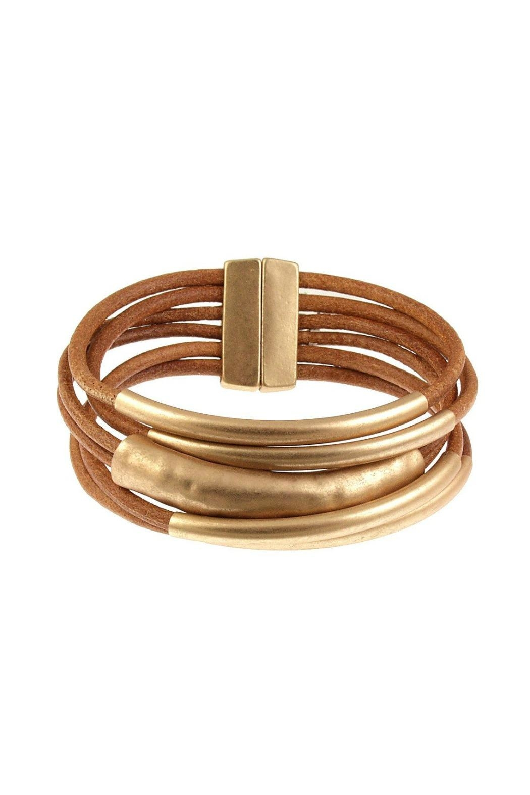 Origin Jewelry Gold Layered Bracelet - Main Image