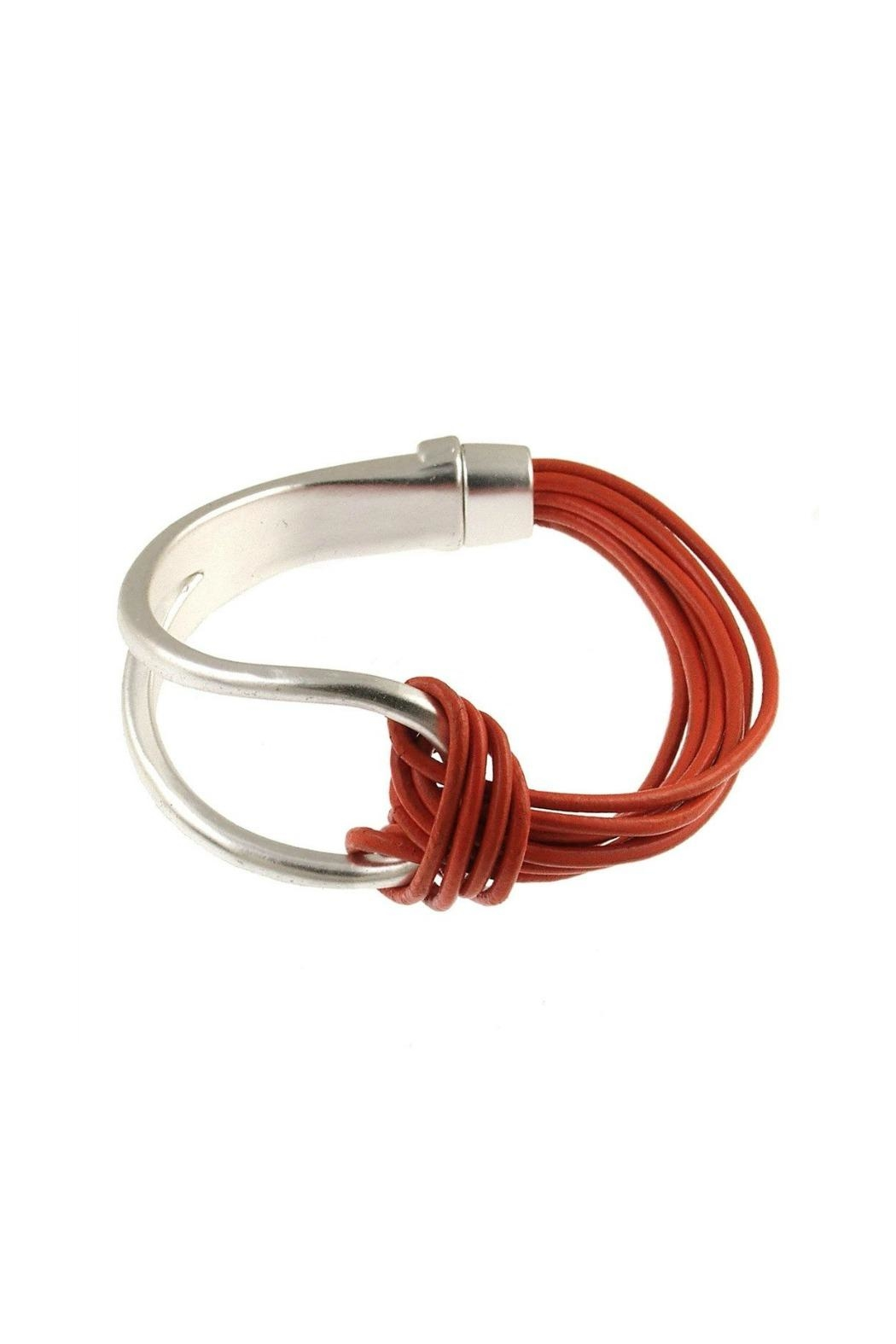 Origin Jewelry Orange Large-Hook Bracelet - Main Image