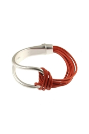 Origin Jewelry Orange Large-Hook Bracelet - Product Mini Image