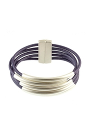 Origin Jewelry Purple Tube Bracelet - Product Mini Image