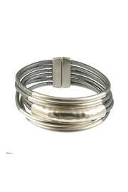 Origin Jewelry Silver Layered Bracelet - Product Mini Image
