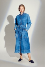 Bitte Kai Rand  Original Denim Trenchcoat - Product Mini Image