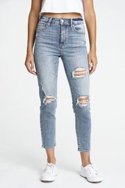 Daze Original High Rise Mom - OBSESSED - Front cropped