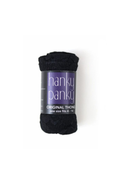 Hanky Panky Original Lace Thong - Product List Image
