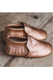 Little Love Bug Company Original Rose Gold Moccasin - Product Mini Image