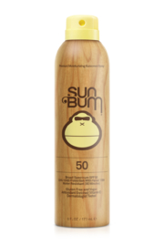 Sun Bum Original Sunscreen Spray - SPF 50 - Product Mini Image