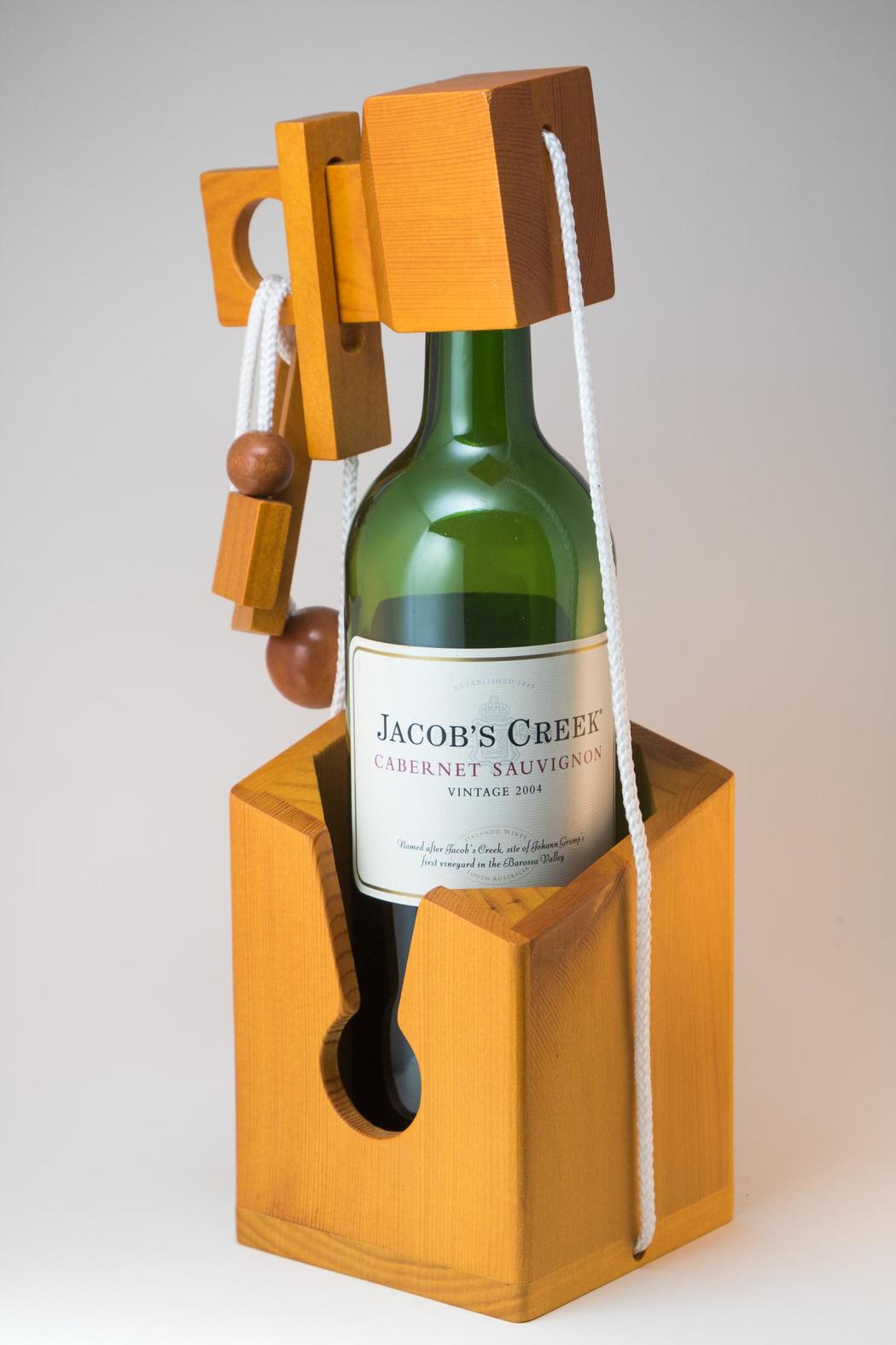 Original Source Puzzle Bottle Holder - Main Image