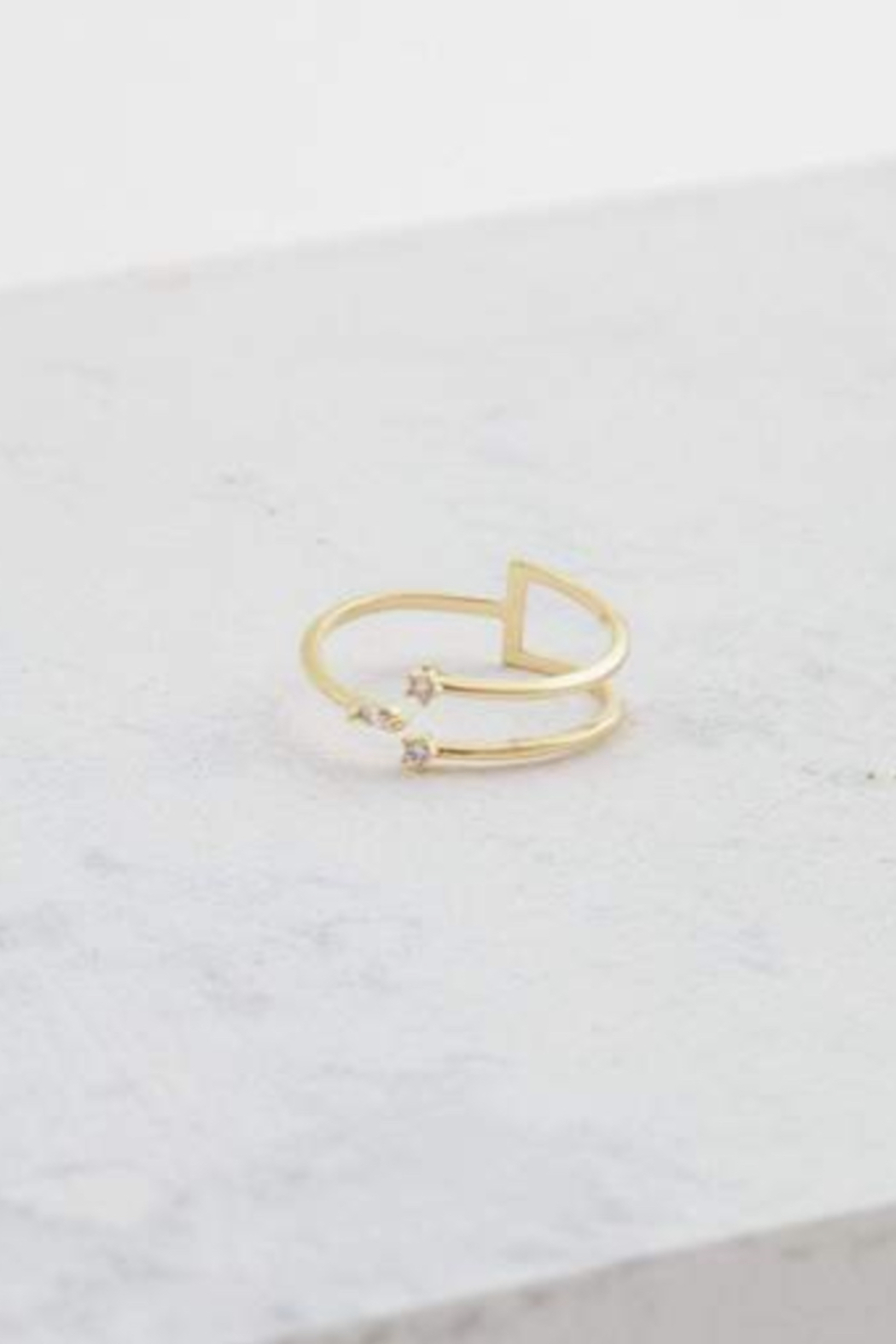 Lovers Tempo  Orion Ring - Main Image